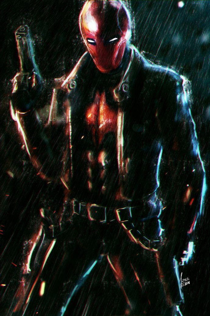 #Red #Hood #Fan #Art. (Jason Todd : Red Hood) By: 13nin. (THE * 5 * STÅR * ÅWARD * OF: * AW YEAH, IT'S MAJOR ÅWESOMENESS!!!™) ÅÅÅ+