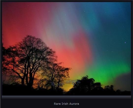 Aurora Borealis in Blayney