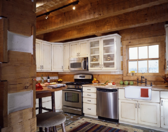Designing Your Dream Kitchen Knotty Pine Cabins