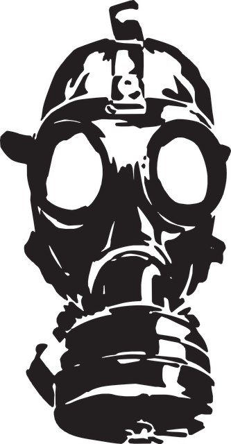 Gas Mask War Old Vector Svg Gas Mask Drawing Gas Mask Art Gas Mask Tattoo