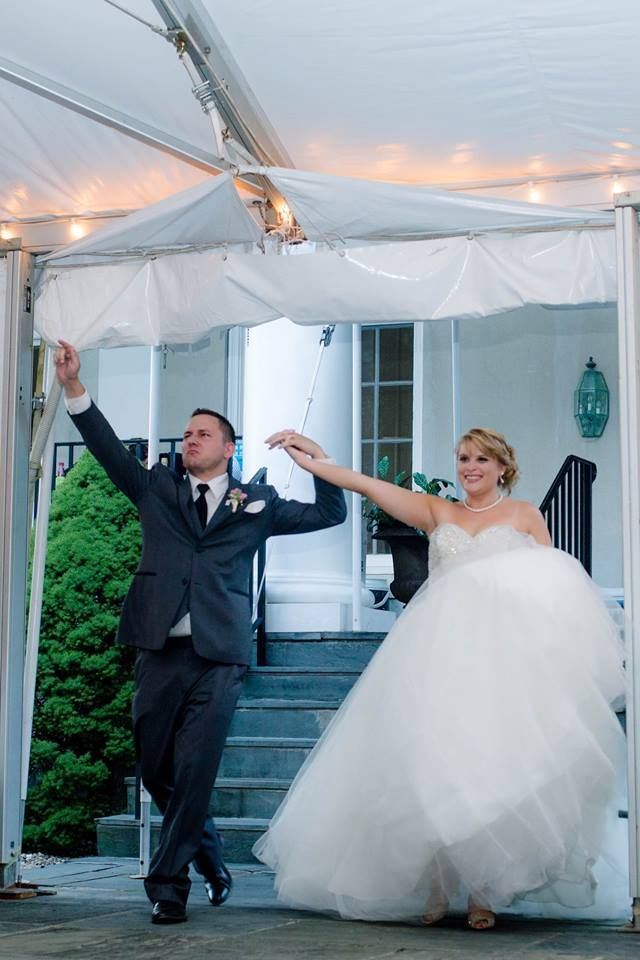 The Entrance Into Your Wedding Reception Should Be Nothing Less Than