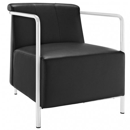 Best Modern Leather Lounge Chair Corby Chair Furniture 400 x 300