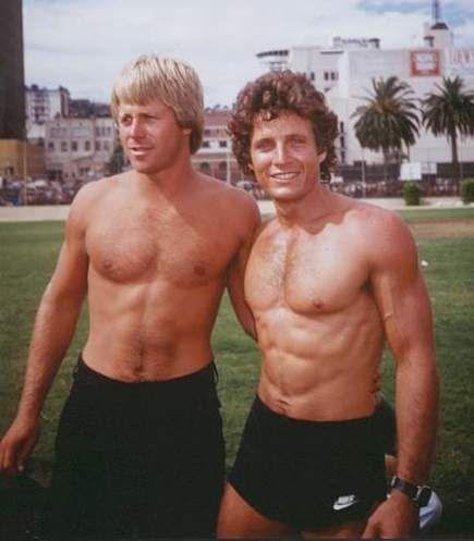 Kin Shriner and Steve Bond. Scotty Baldwin and Jimmie Lee ...