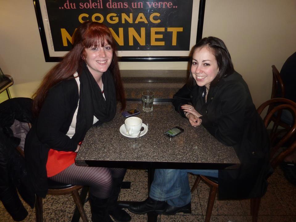 Leah & Rose-- two friends who met through GirlFriendCircles.com in San Francisco!