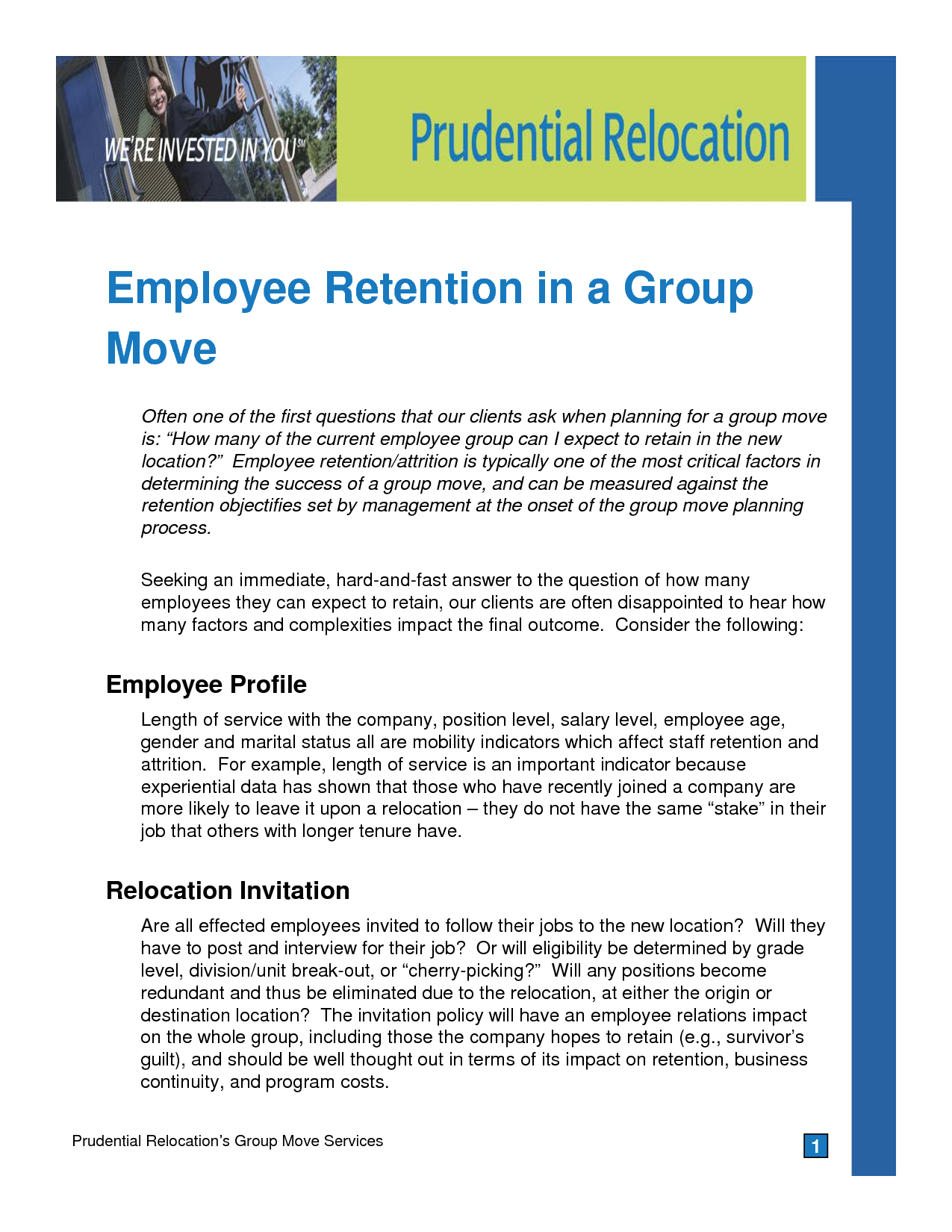 Employee Retention Policy Background checks save companies