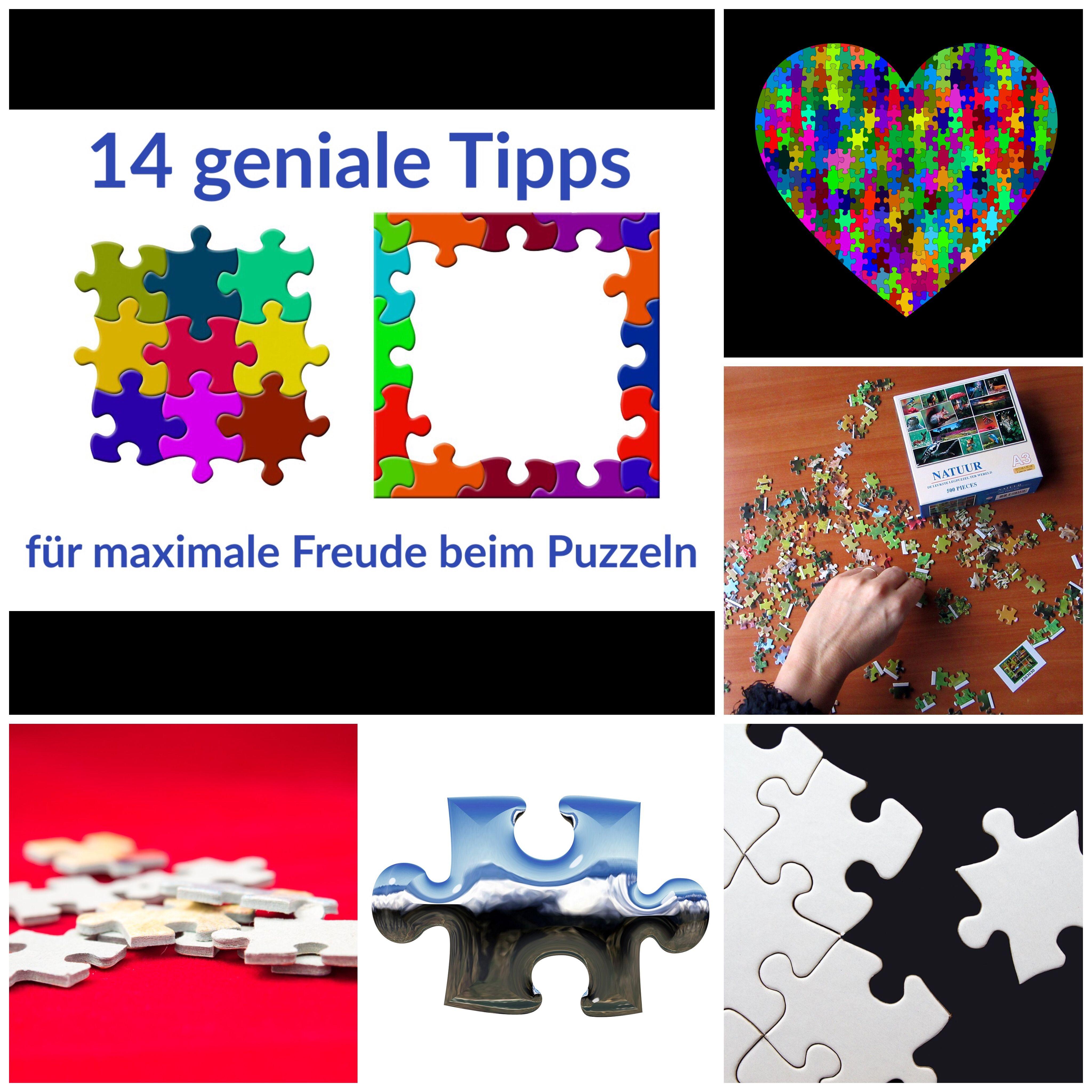 Puzzeln Tipps