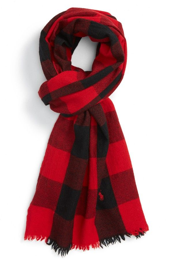11 Best Mens Scarves for Winter 2015 / 2016 - Wool, Plaid, & Fair ...