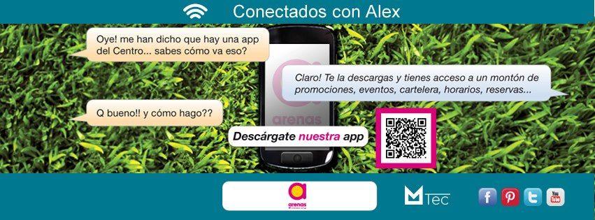 Nueva app Arenas de Barcelona
