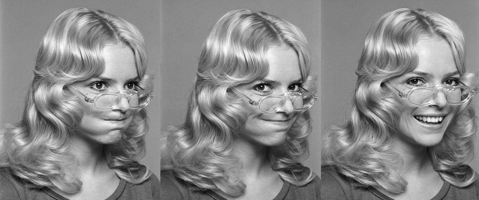 fff35d0863ed0 1970 - Pub pour lunettes - chanteuse France gall   Glasses   France ...