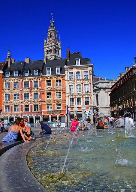 Villes Du Pas De Calais : villes, calais, Lille,, Nord-Pas-de-Calais,, France, Lille, Ville,, France,