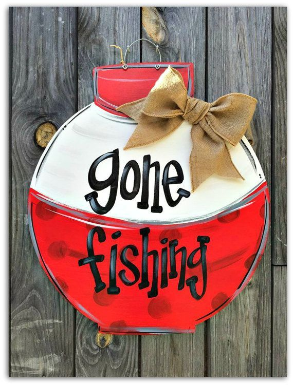 Gone Fishing Signs Decor For Thursdayvilma Matuleviciene On Etsy  Have A Merry