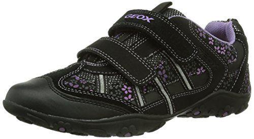 Geox JR BETTER Mädchen Sneakers - http://on-line-kaufen.