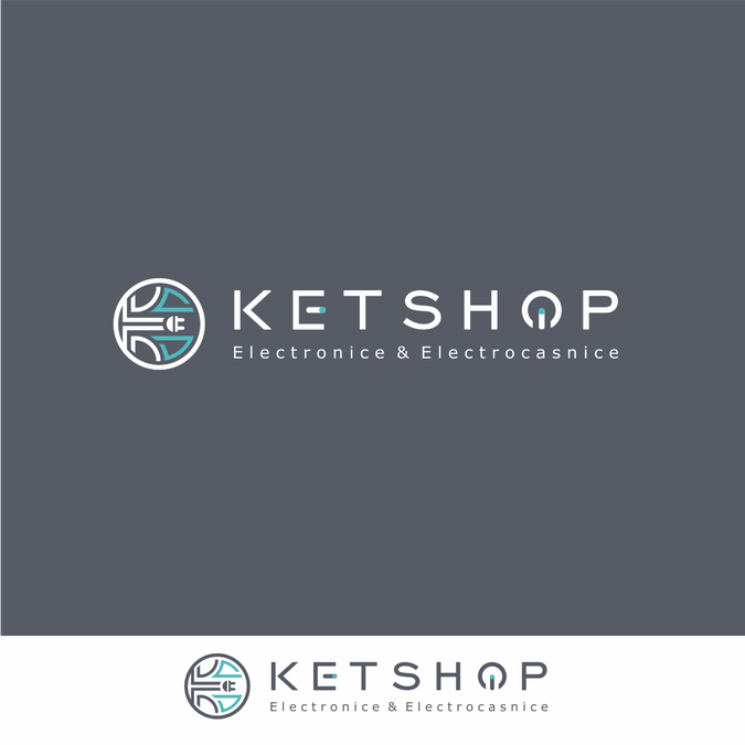 Electronics It And Home Appliances Webshop Logo Design Wanted By