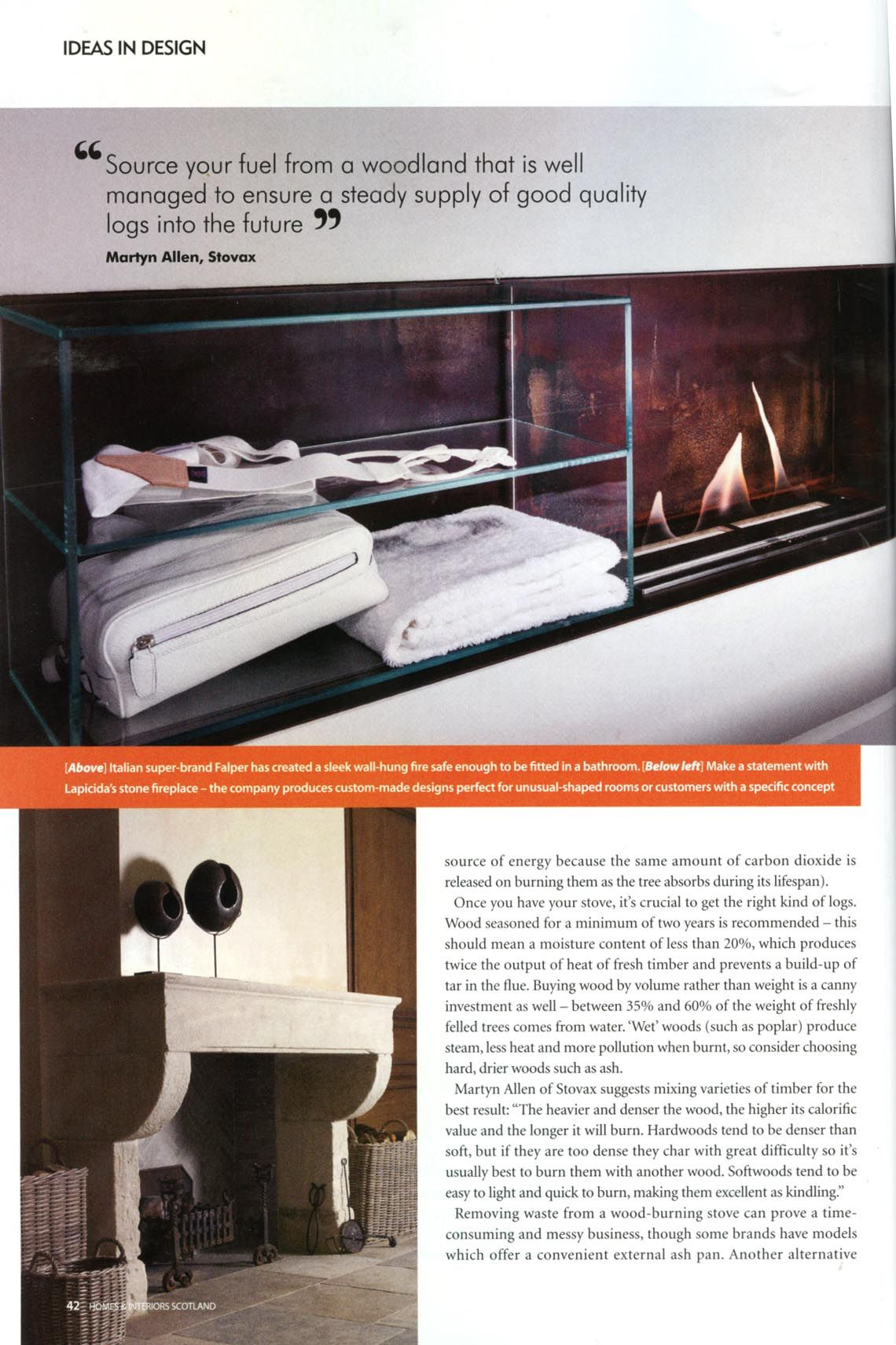 Stone fireplaces your space scotland february rock also pin by arc pr on lapicida in the press interior suits you rh za pinterest