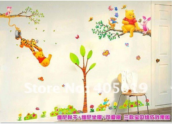 Wall Stickers Winnie The Pooh   Google Search