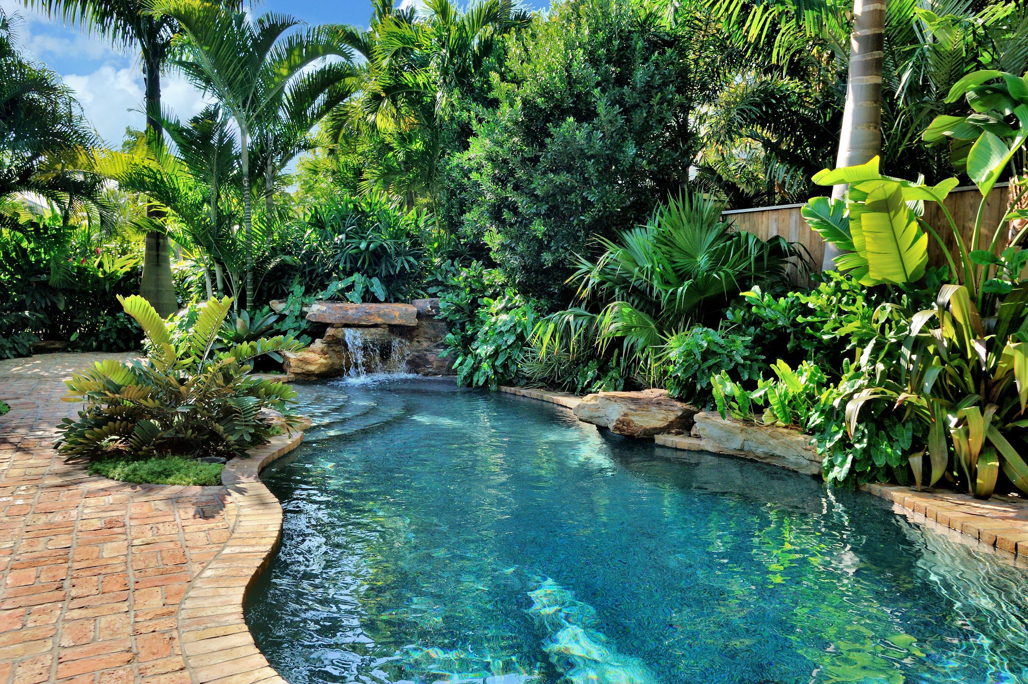 25 Beautiful Swimming Pool Garden Design Ideas Backyard Pool