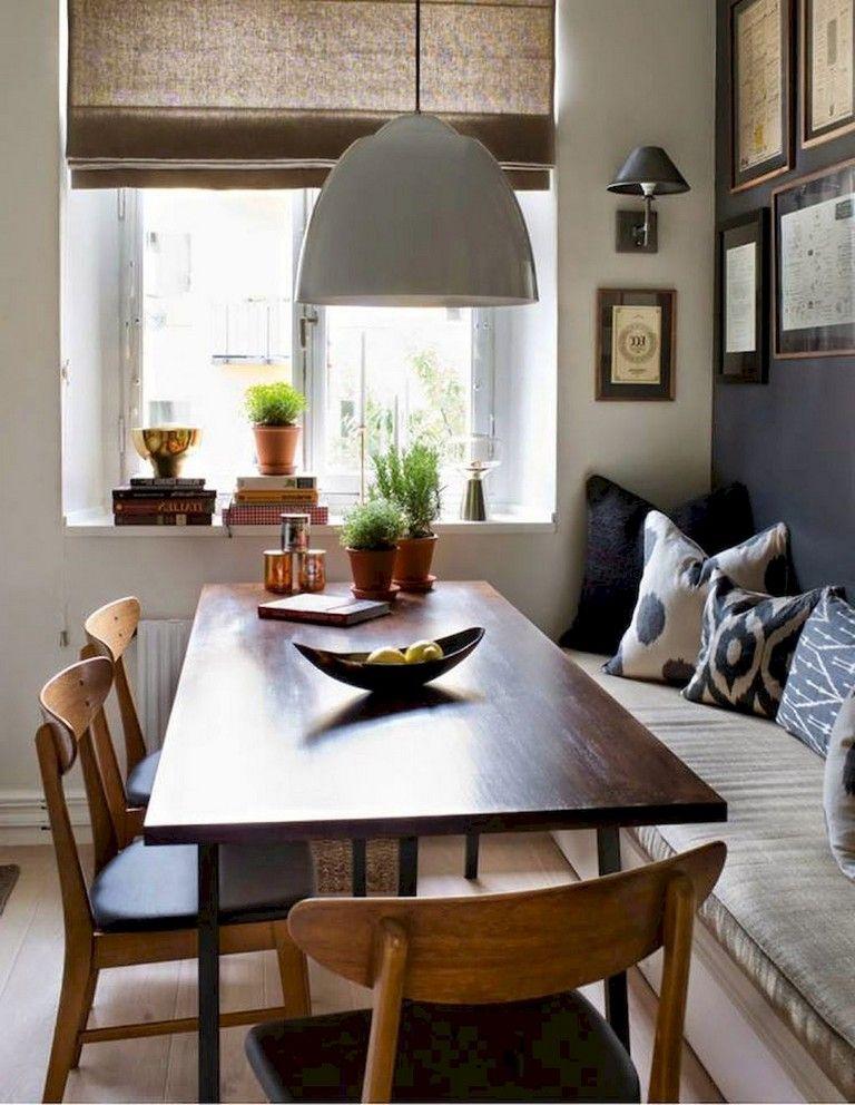 77+ Amazing Modern Mid Century Kitchen Remodel Ideas #diningrooms