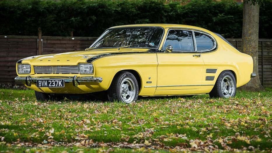 Legendary Mustang Engined South African Sleeper Heads To Auction