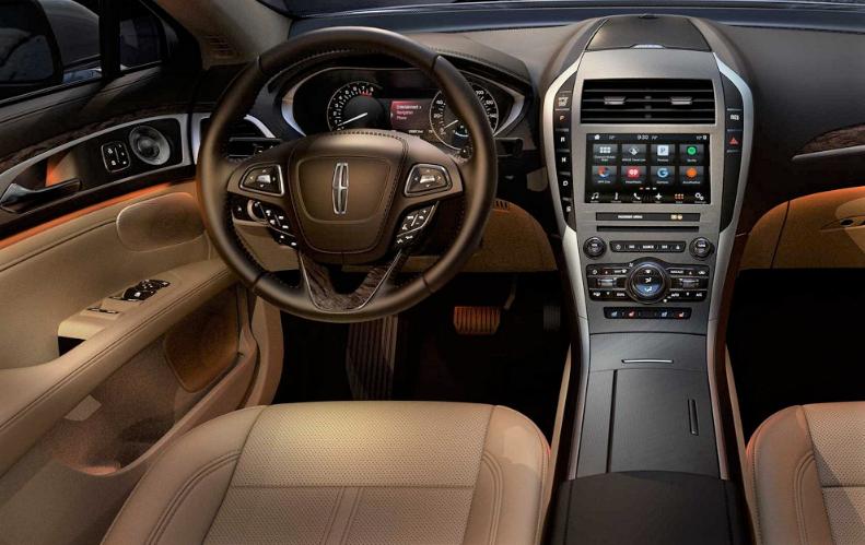 2018 Lincoln Mkz Interior News Cars Report Lincoln Mkx Lincoln