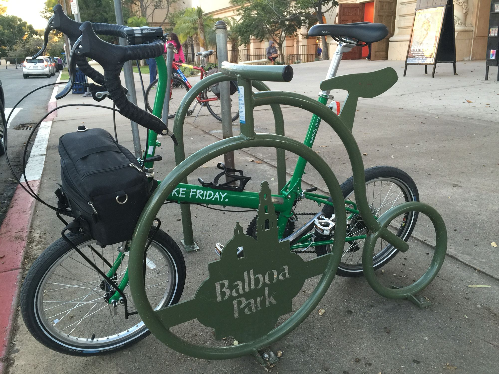 Bike friday balboa park san diego san diego attractions