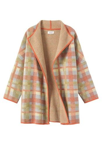Another from Toast's A\W 2014 collection. Dress down with style. Super soft and very cosy. Lovely!