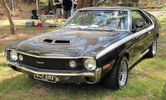 70 AMC AMX by DAT67carlover, via Flickr