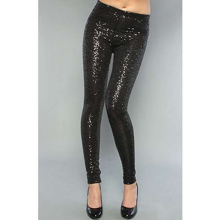 Black Sequin Leggings | :::COSTUMES::: | Pinterest | Black sequin ...