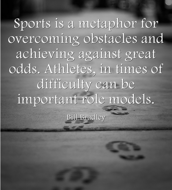 Pin By Steiner Sports On Quotes Famous Athlete Quotes Role Model Quotes Quotes Motivation Inspiration