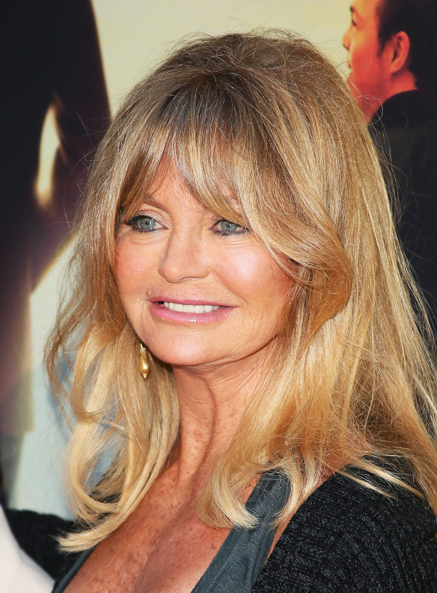 Amateur Allure Goldie goldie hawn shares her secrets to living a balanced life