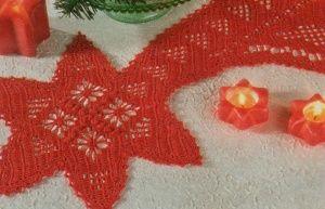 Professione Donna: La cometa di Natale realizzata con l'uncinetto
