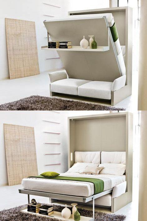 Multifunctional Schrankbett Bett Zimmer