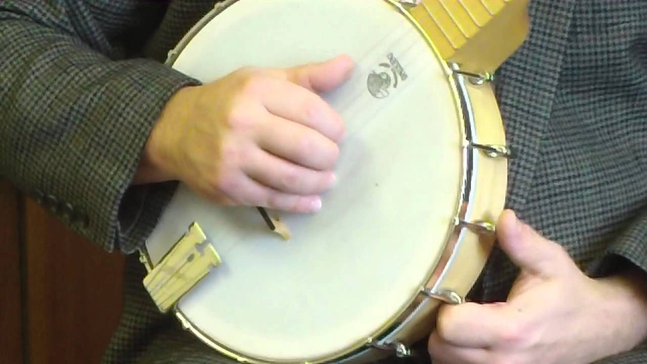 Pin on Bluegrass Banjo