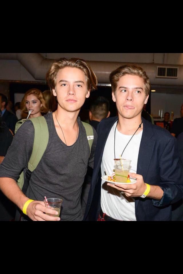 Dylan and cole sprouse nude images 20
