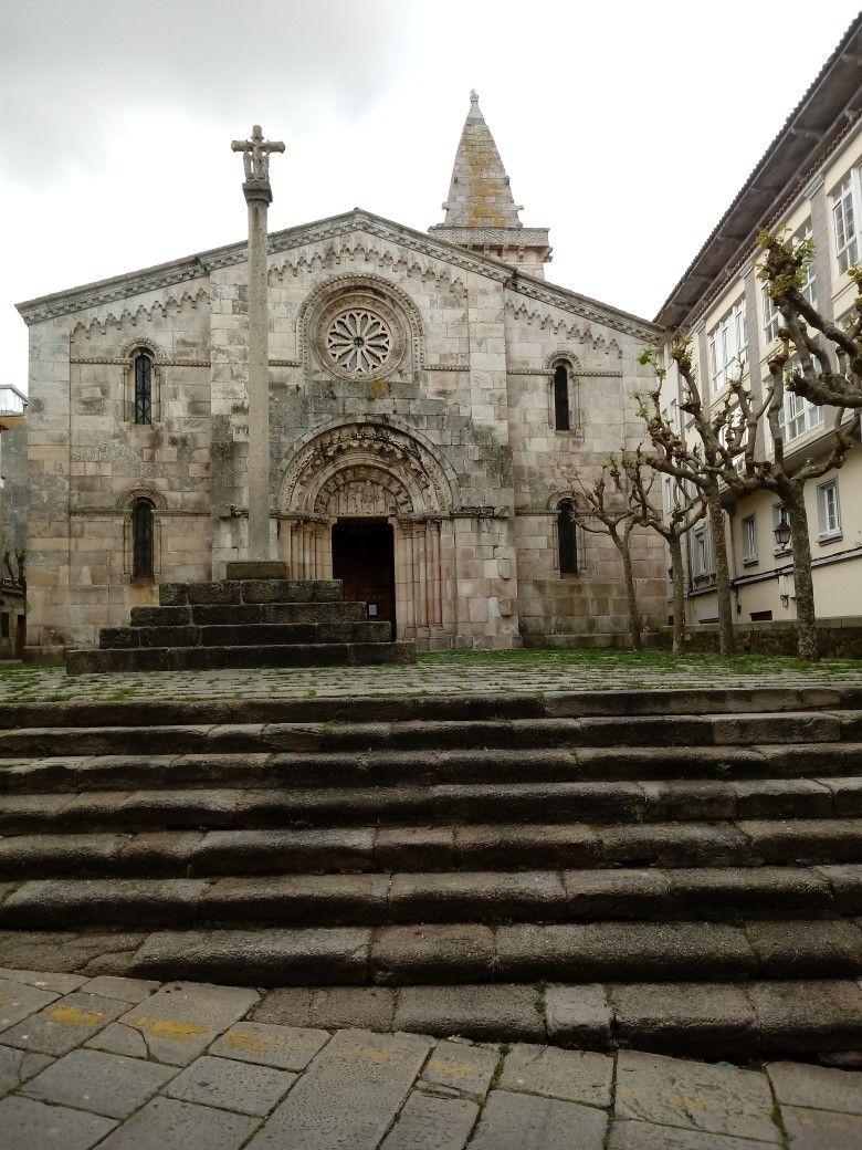 Colegiata Sta Maria Del Campo La Coruña A Coruña Catedral Campo