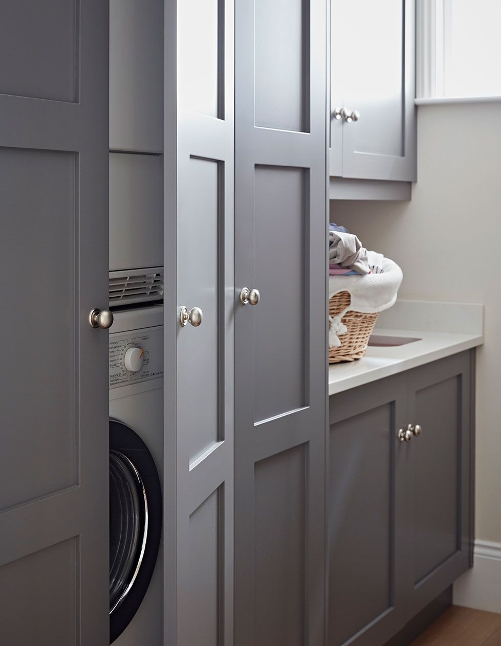 1 Make Four Piles The Great Closet Clean Out Is Your: Small Utility Room, Laundry Room