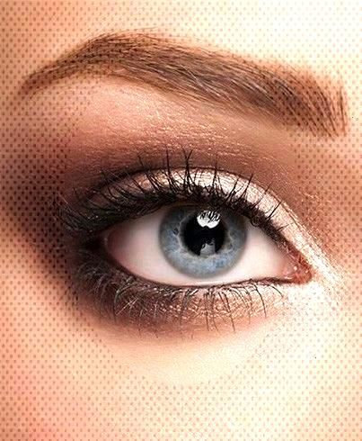 Au Naturale Eye Makeup Tips for College Going PYTs - Bat That Eyelids - Fashion, Jewelry, Makeup, S