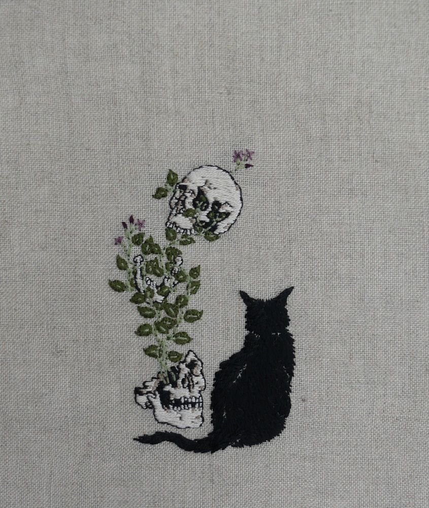 """""""Black Swallow-wort"""" by Adipocere"""