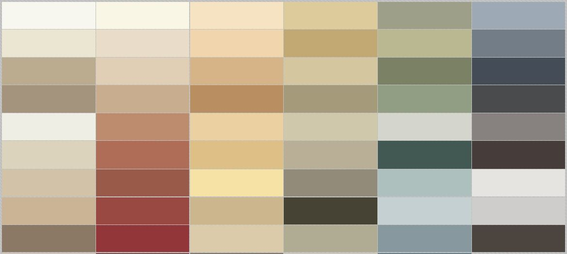Vinyl Siding Paint Color Options By Benjamin Moore Revive Domestic 101 Pinterest Benjamin