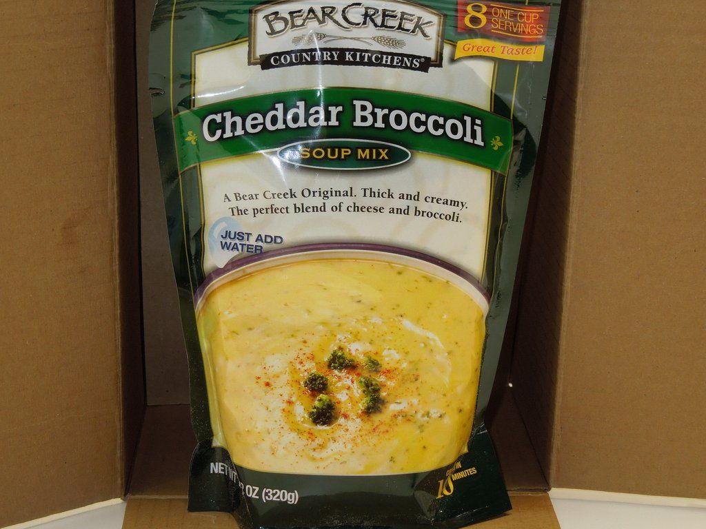 Bear Creek Country Kitchens  Cheddar Broccoli Soup Mix (11oz) Bag