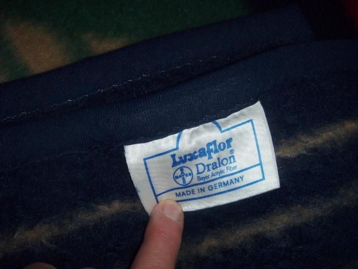 Luxaflor Dralon Wolldecke Wolldecke