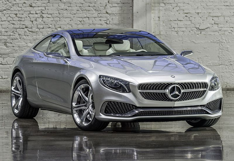 2013 Mercedes Benz Concept S Class Coup With Images Mercedes