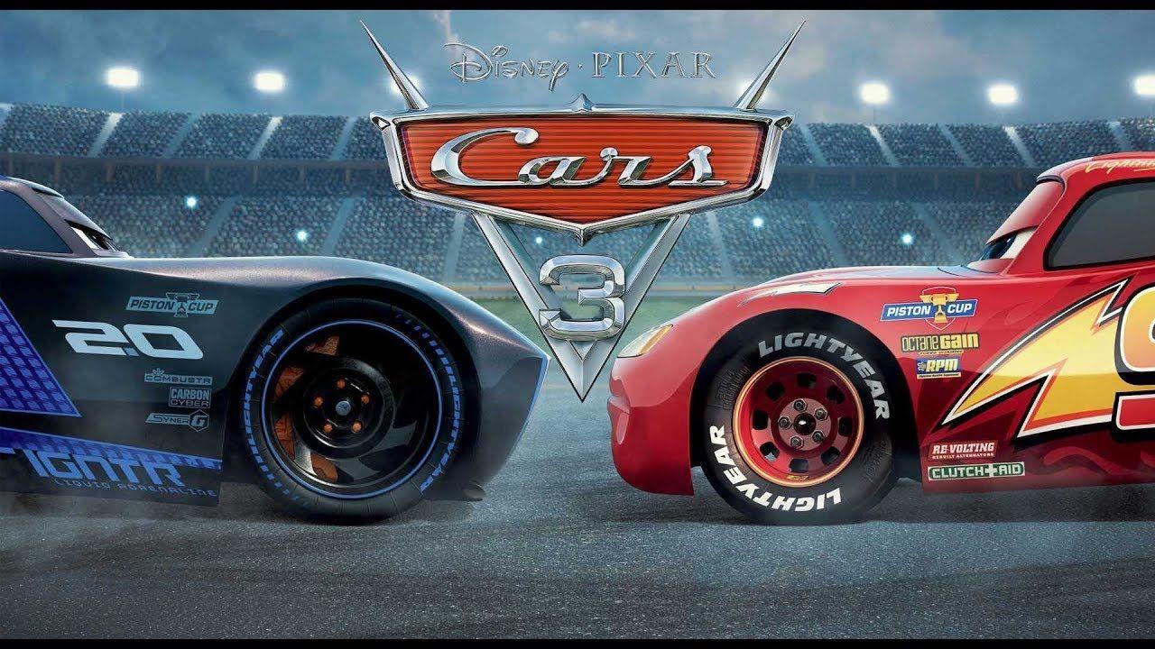 Cars 3 Film Completo Italiano Del Gioco Saetta Mcqueen Disney Pixar