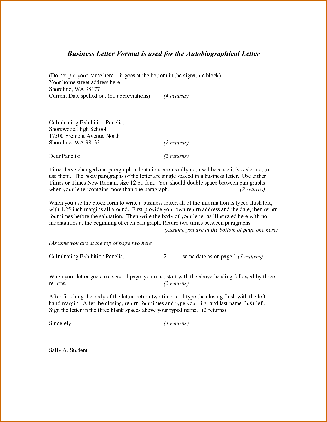 Cover Letter Close Training Feedback Template Undergraduate