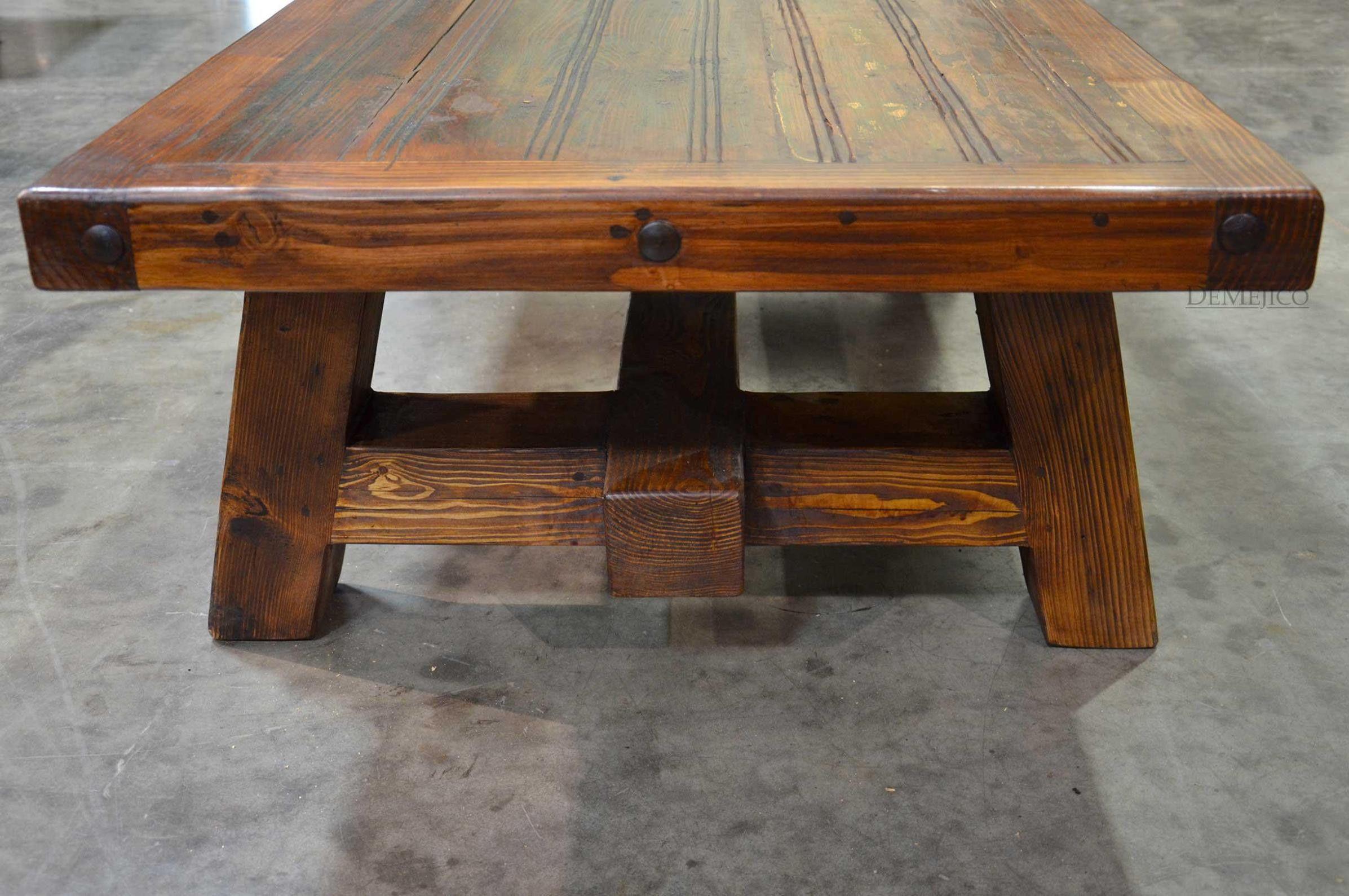 coffee table designs wood