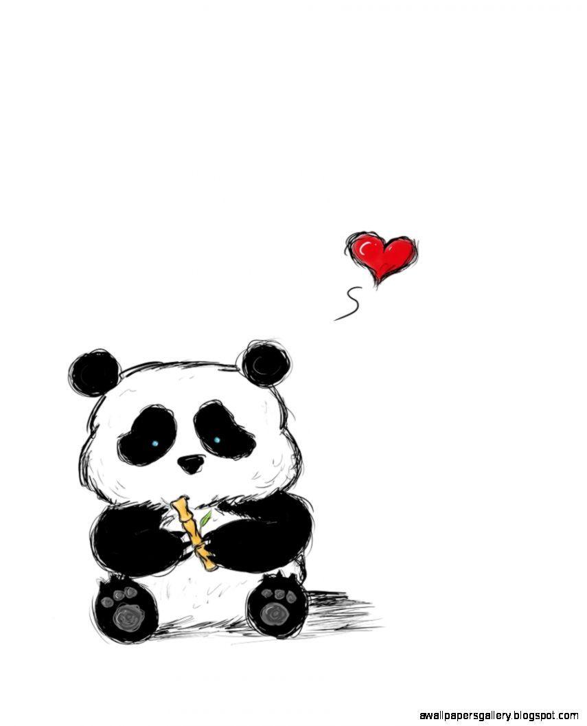 Panda Hipster Tumblr Buscar Con Google Rodri