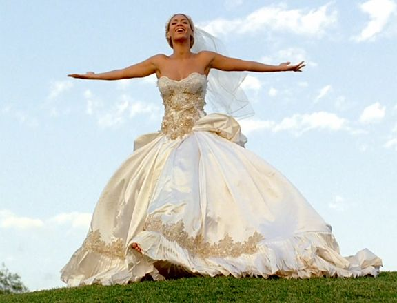 Beyonce Wedding Dress From Best Thing I Never Had Music Video