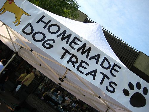 Two Great Homemade Dog Treat Recipes to Make