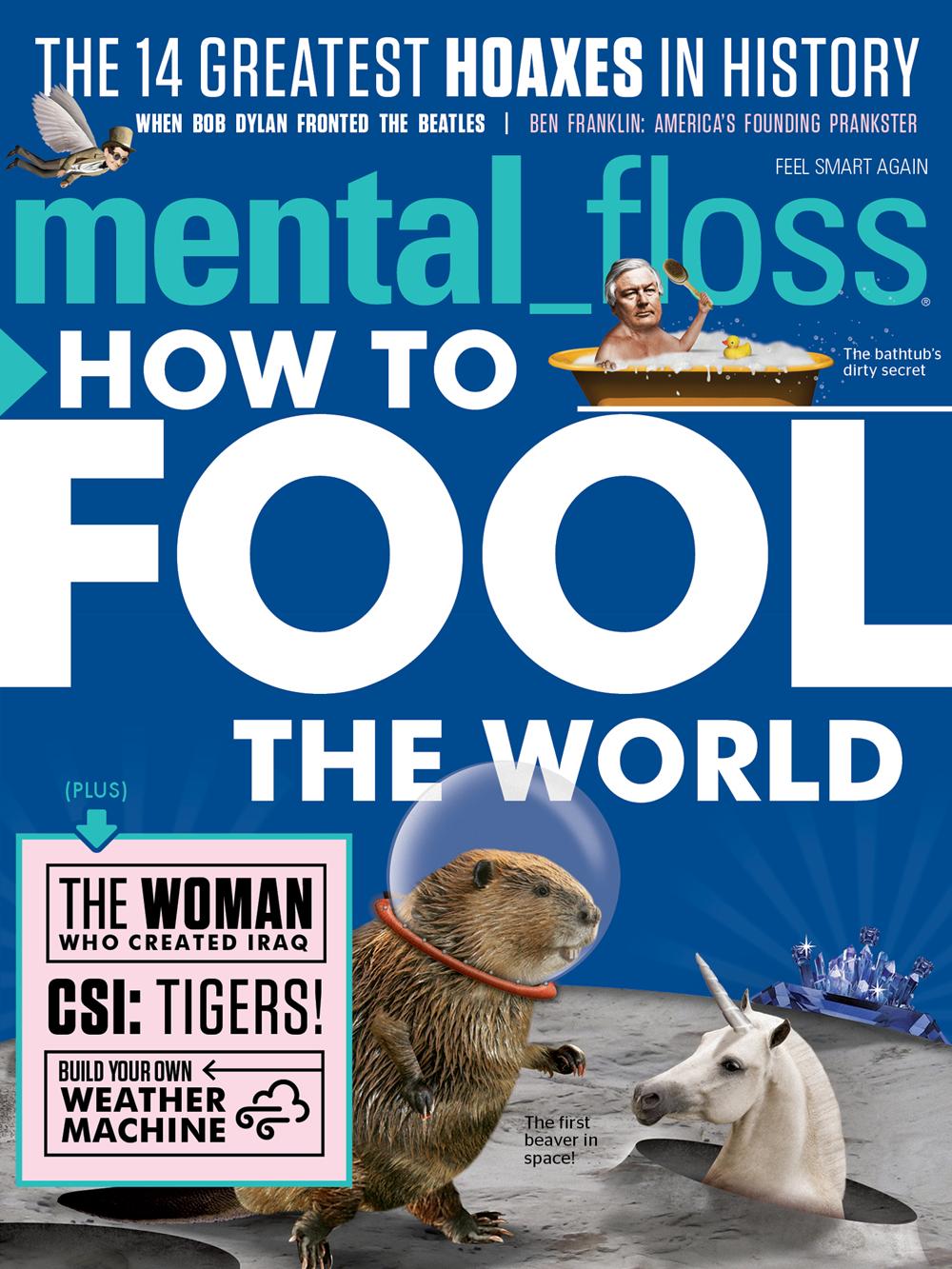 Mental Floss y engañar al mundo | Mentalidad, Estadounidenses
