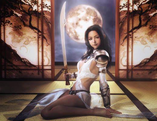 Pin by Kevin Daignault on Fantasy - Asian   Fantasy female