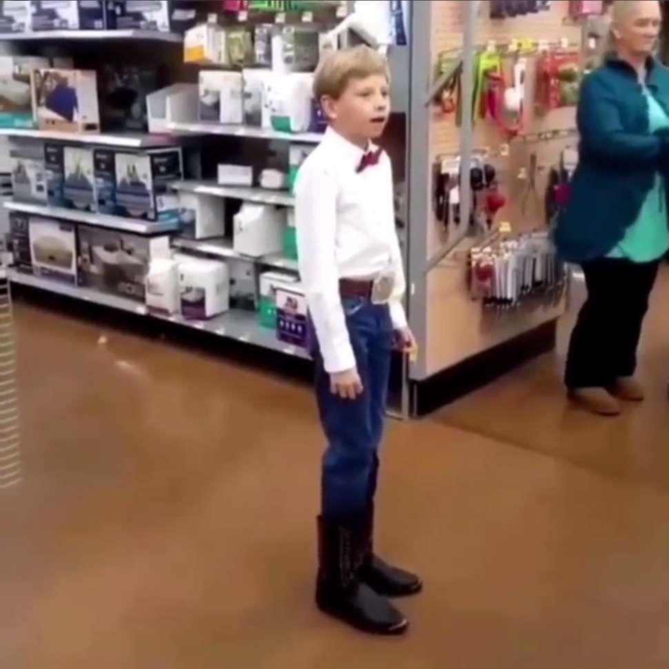 The Best Viral Videos of 2018 (So Far) Walmart kids